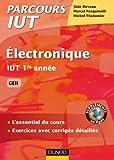 Electronique - IUT