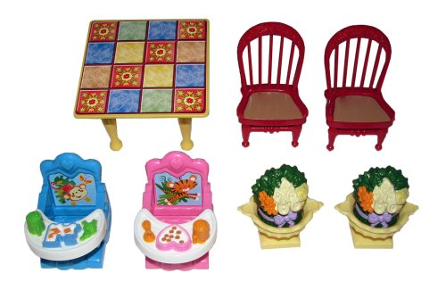 Fisher Price Loving Family Dollhouse Furniture