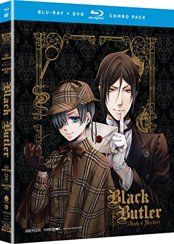 Black Butler: Book of Murder OVA's (Blu-ray/DVD Combo)