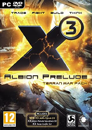 X3: Terran War Pack (PC DVD)