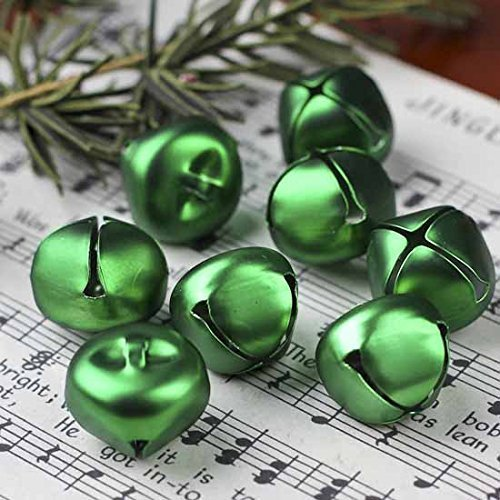 Kraft Jingle Bells (100 Ct / Green) 0.75