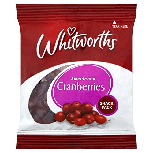 Whitworths Sweetened Cranberries Snack Pack (30G)