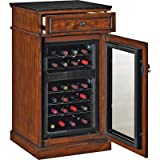 Tresanti DC997C240-2424 Madison 24 Bottle Wine Cooler With Accessories Drawer