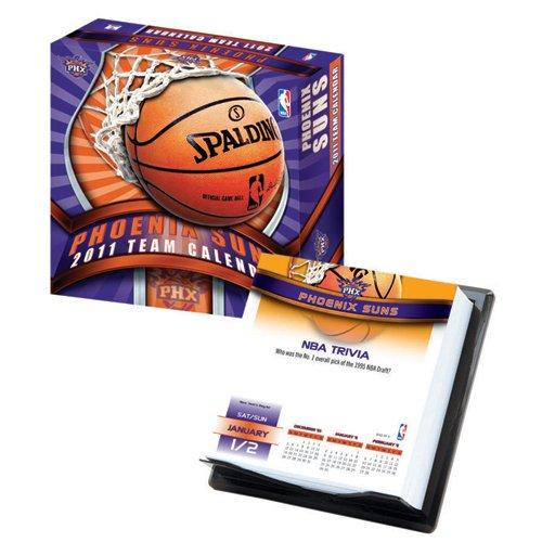 Phoenix Suns 2011 Box Calendar