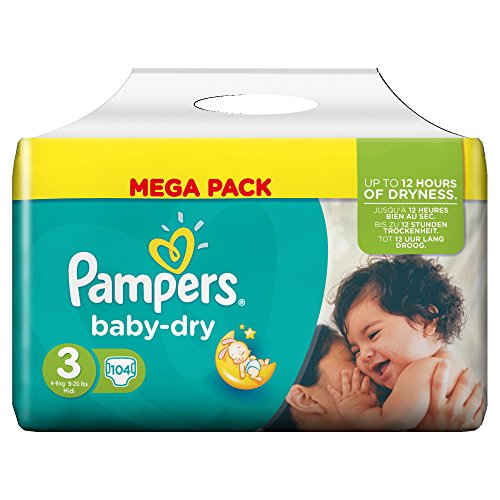 pampers-baby-dry-nappies-mega-pack-size-3-midi-104-nappies