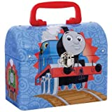Thomas the Tank Engine Tin Domed Keepsake Carrying Case