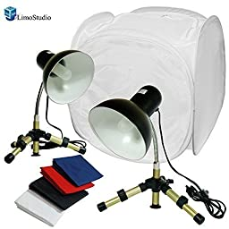 LimoStudio Table Top Photo Studio Kit- 24\