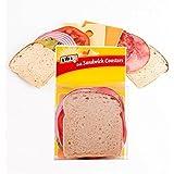 Sandwich Coasters - Set of 9