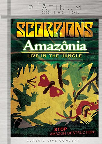 Scorpions - Amazonia - Live in the jungle (The platinum collection)