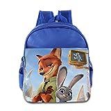 Kids Zootopia School Backpack Cute Children School Bags