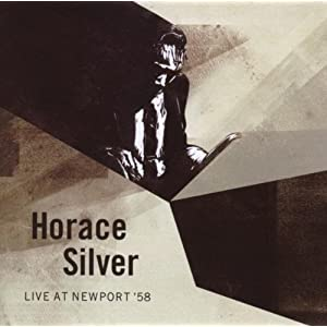Live At Newport '58 cover