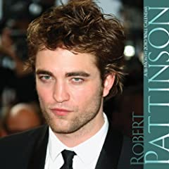 Official Robert Pattinson 2010 Calendar (Calendar 2010)