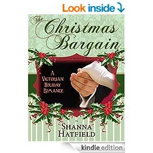 The Christmas Bargain: (A Victorian Holiday Romance) (Hardman Holidays Book 1)