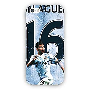 EYP Manchester City Aguero Back Cover Case for Apple iPhone 5C