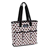 SCOUT Preps Cool Multi-Pocket Insulated Tote, 15-1/2 by 14-1/2 by 5-1/2 Inches
