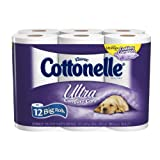 Cottonelle Ultra Comfort Care Toilet Paper, Big Roll (12 Rolls)