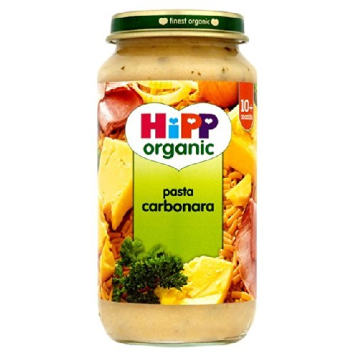 HiPP Organic Spaghetti Carbonara 250g