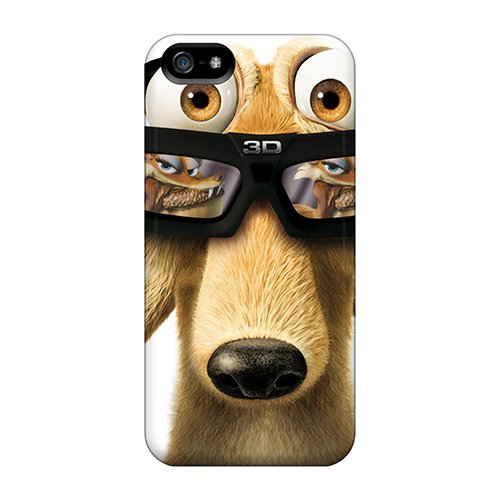 New Arrival Case Specially Design For Iphone 5/5S (Ice Age 3D)