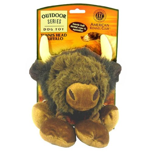 AKC OUTDOOR ROPE TOYS - BUFFALO