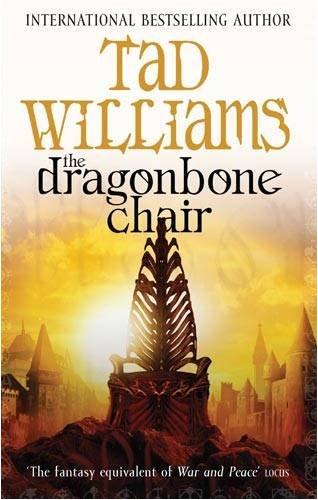 Buchseite und Rezensionen zu 'Dragonbone Chair (Memory, Sorrow & Thorn)' von Tad Williams