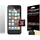 Techgear Matte/Anti Glare LCD Screen Protector for Apple iPhone 5S/5C/5 (Pack of 5)