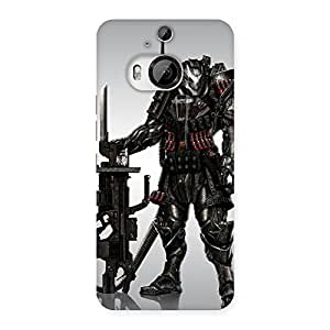 Weapon Sam X Back Case Cover for HTC One M9 Plus