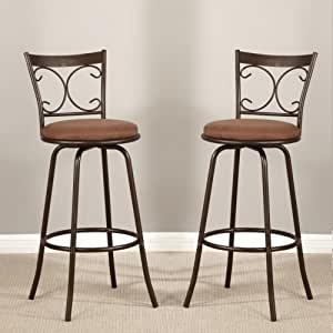 Counter Height Stools Amazon : ... Swivel Bar Stools, These Bar Stool Is Adjustable to a Counter Height