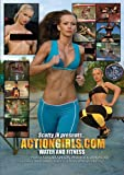 Cover art for  Actiongirls Water and Fitness DVD Volume 1 - Starring Veronika Zemanova, Susana Spears