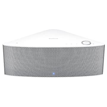 Samsung Shape M7 Wireless Audio Speaker (White)