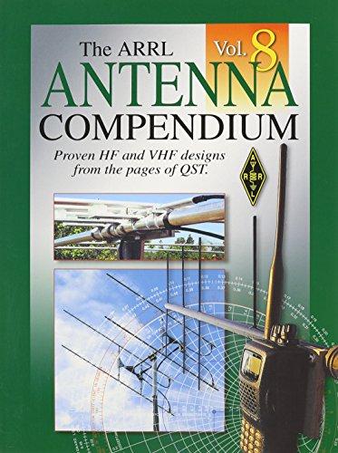 Download The ARRL Antenna Compendium Vol 8 (pdf) by ARRL Inc
