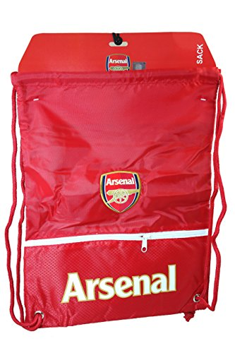 1 X RHINOX ARSENAL FC OFFFICIAL CINCH BAG - 1