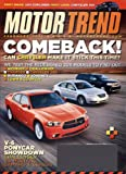 Motor Trend (1-year auto-renewal)