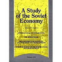 A Study of the Soviet Economy. 3-volume set: Vols 1-3