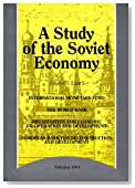 A Study of the Soviet Economy. 3-volume set: Vols 1-3
