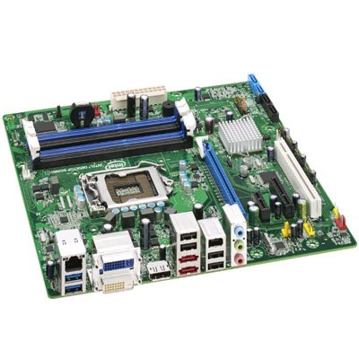 Intel BOXDQ67SWB3 - LGA 1155 Intel Q67 chipset Micro ATX Intel Desktop Motherboard SATA 6Gb/s (*Get a FREE download of Tribes Ascend w/purchase! *While supplies last max 1 per order.)