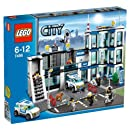Lego City - 7498 - Jeu de Construction - Le Commissariat de Police
