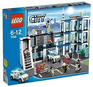 LEGO City 7498 - Stazione di Polizia