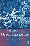 img - for A Short History of Greek Literature book / textbook / text book