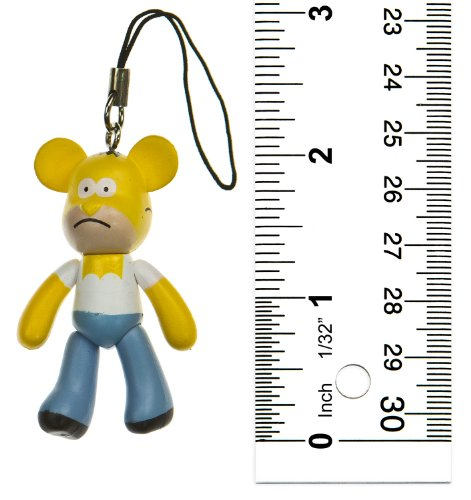"Popobe Homer: Popobe ~2"" Mini-Figure Charm Series"