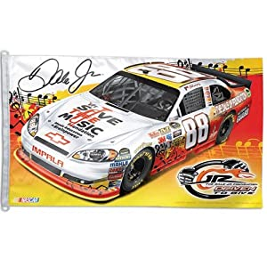 #88 Dale Earnhardt Jr Flag 3x5 VH1 Save The Music by WinCraft
