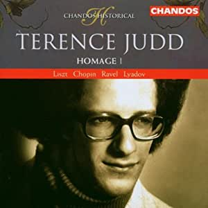 Hommage to Terrence Judd