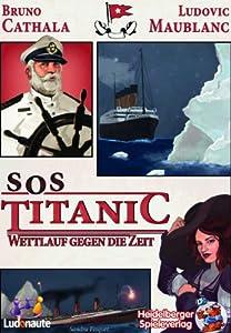 Heidelberger HE499 - SOS Titanic Legespiel