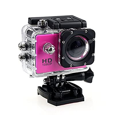DeeCam Original SJ4000 Action Camera Diving 30M Waterproof Camera 720P Full HD 120 Degree Sports DV Battery + Charger
