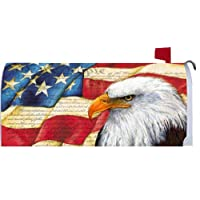 American Eagle 1982MM Magnetic Mailbox Cover Wrap