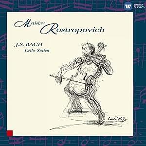 Bach : 6 Cello Suiten