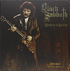 Black Sabbath: Masters of Reality [Har/DVD]