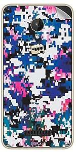 GsmKart MCS Mobile Skin for Micromax Canvas Spark (Canvas Spark-392)