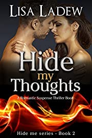 Hide My Thoughts: A Romantic Suspense Thriller Book (Hide Me Series 2)