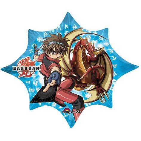 Bakugan Super Shape - 1
