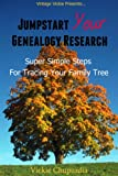 Jumpstart Your Genealogy Research
